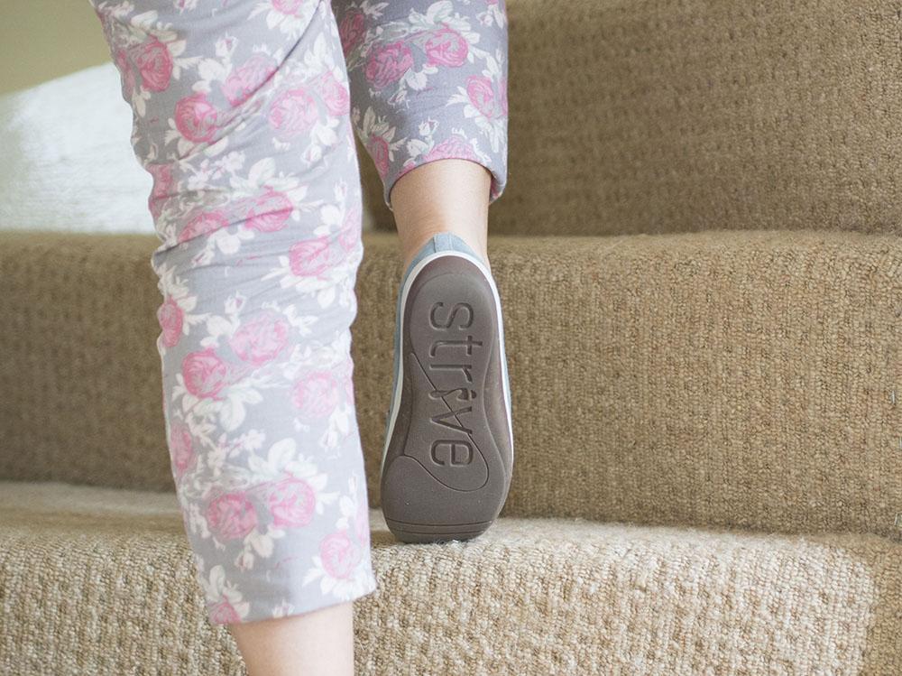 Happy Healthy Feet Strive Footwear Review