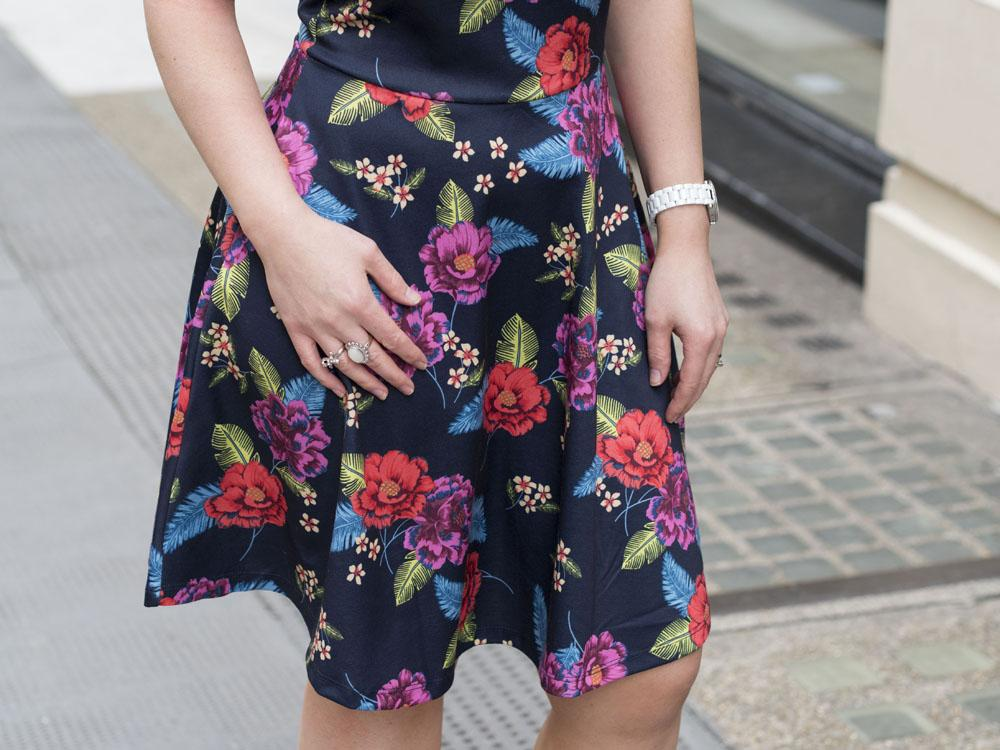 The Perfect Little Summer Dress For Under £10 | OOTD
