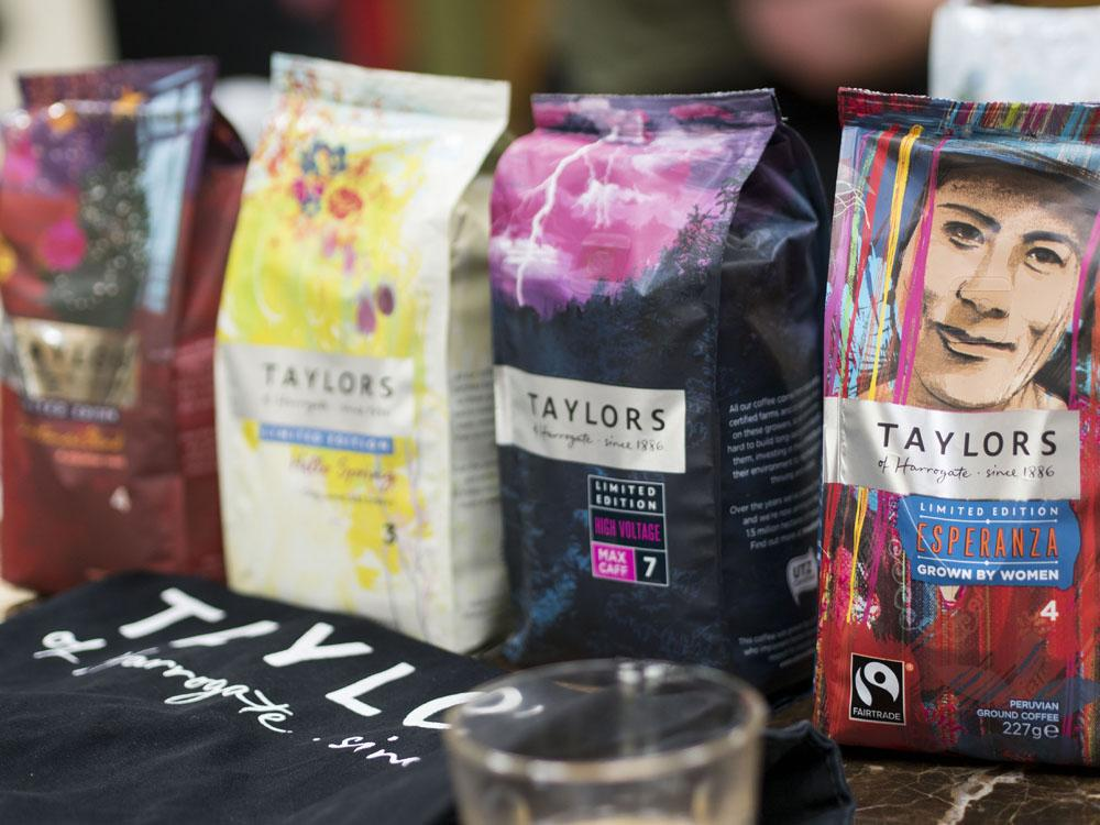 Taylors of Harrogate Iced Coffee Masterclass