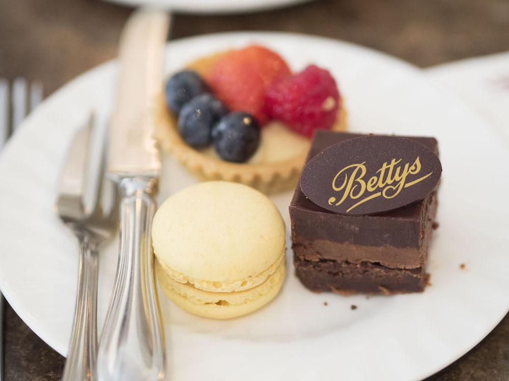 Bettys Cafe and Tea Rooms Harrogate