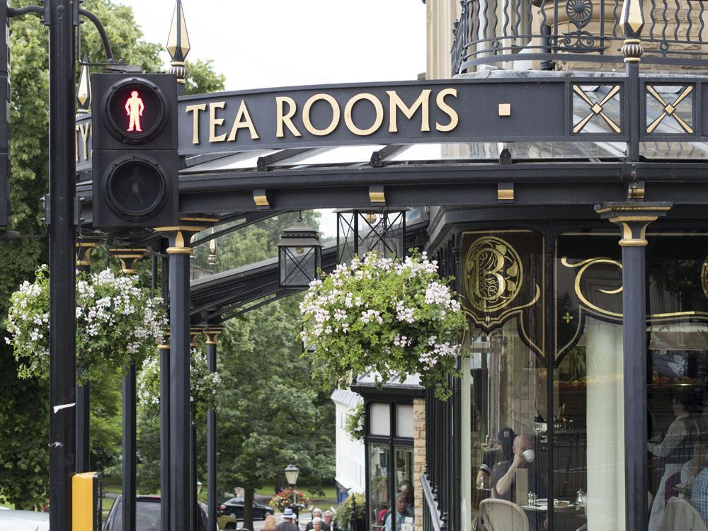 Bettys Cafe andTea Rooms Harrogate