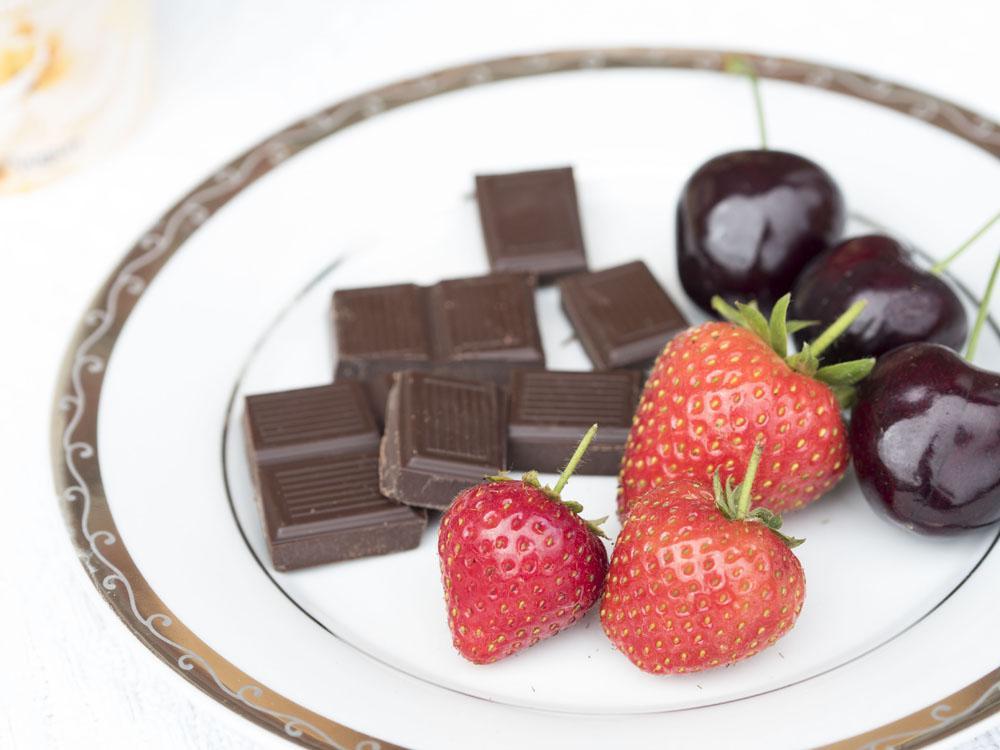 Jubilee Strawberry Homemade Nice Cream