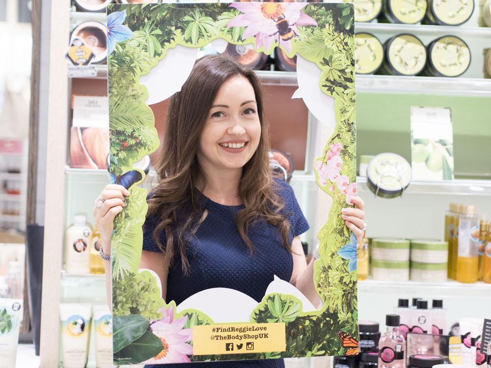 The Body Shop #Qbloggers Visit Latest and Greatests