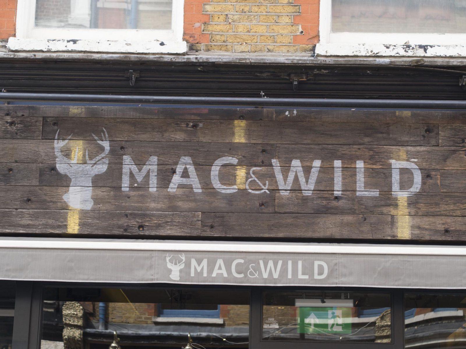 scottish brunch at mac &wild restaurant review