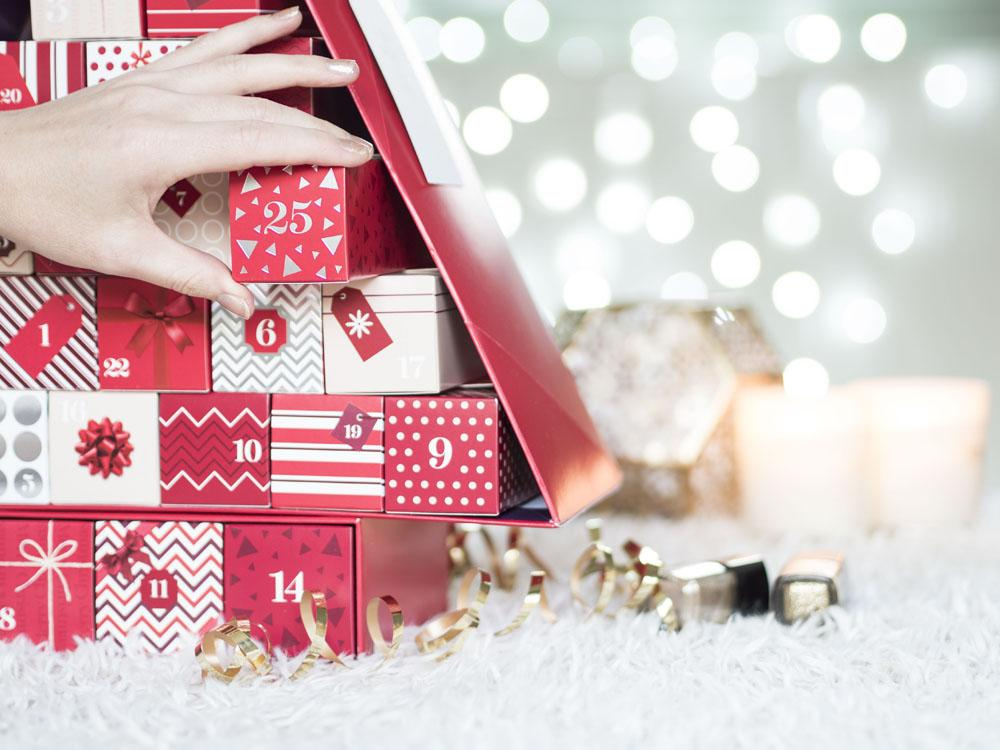Marks and Spencers Beauty Advent Calendar