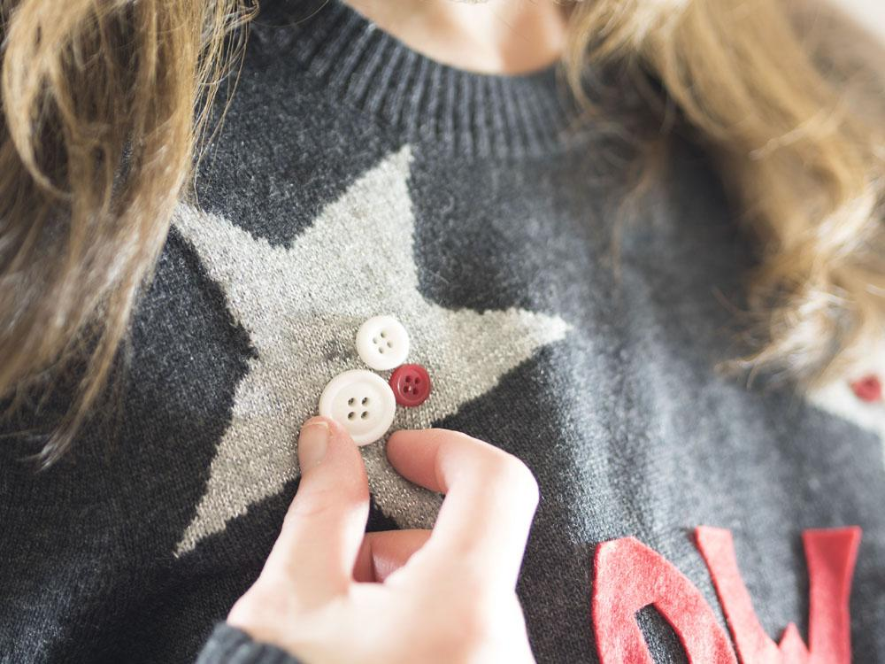 John Lewis National Christmas Jumper Day