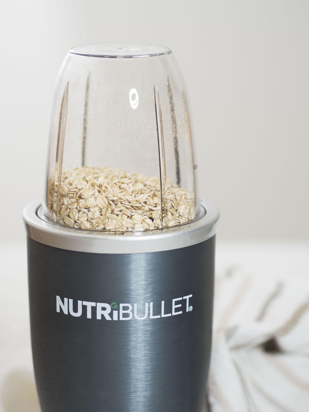 AO.com Nutribullet Healthy Blender Pancakes Recipe