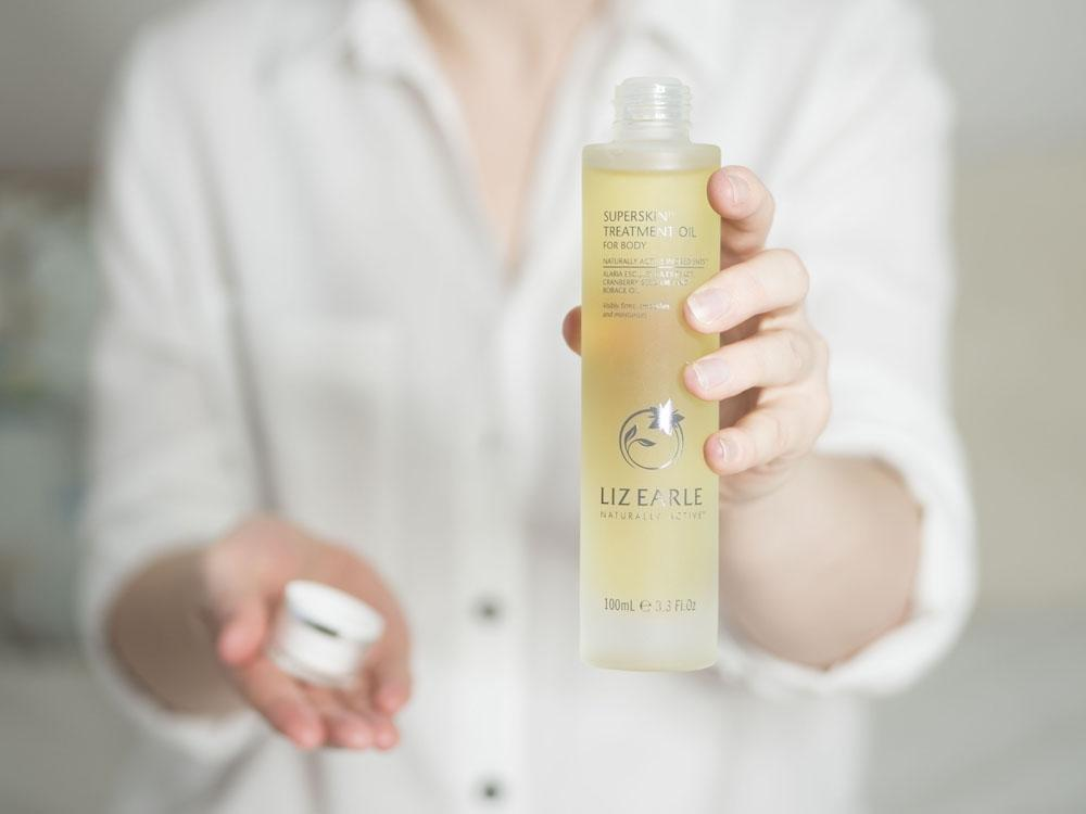 How I'm Getting My Skin Summer Ready ft Liz Earle