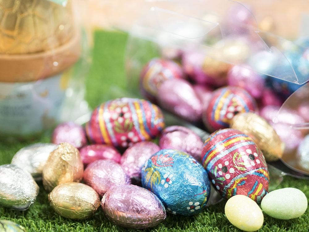 Peterborough Queensgate Shopping Centre Easter Chocolate Gift Guide