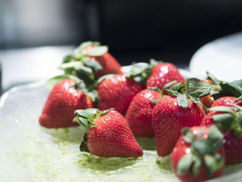 Strawberry Season Seasonal Berries StreetXO Event 5