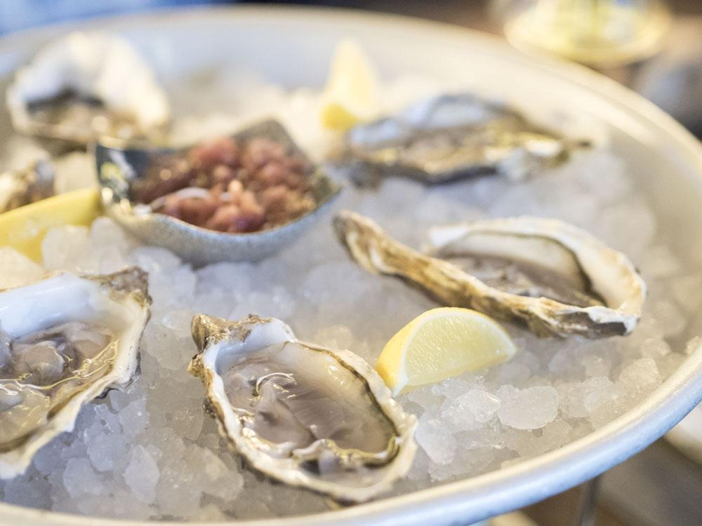 Favourite Foodie Finds July 2017 Oysters