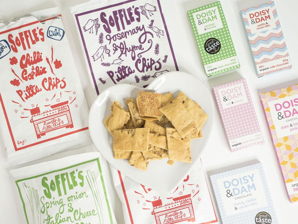 Favourite Foodie Finds July 2017 Doisy and Dam Soffles