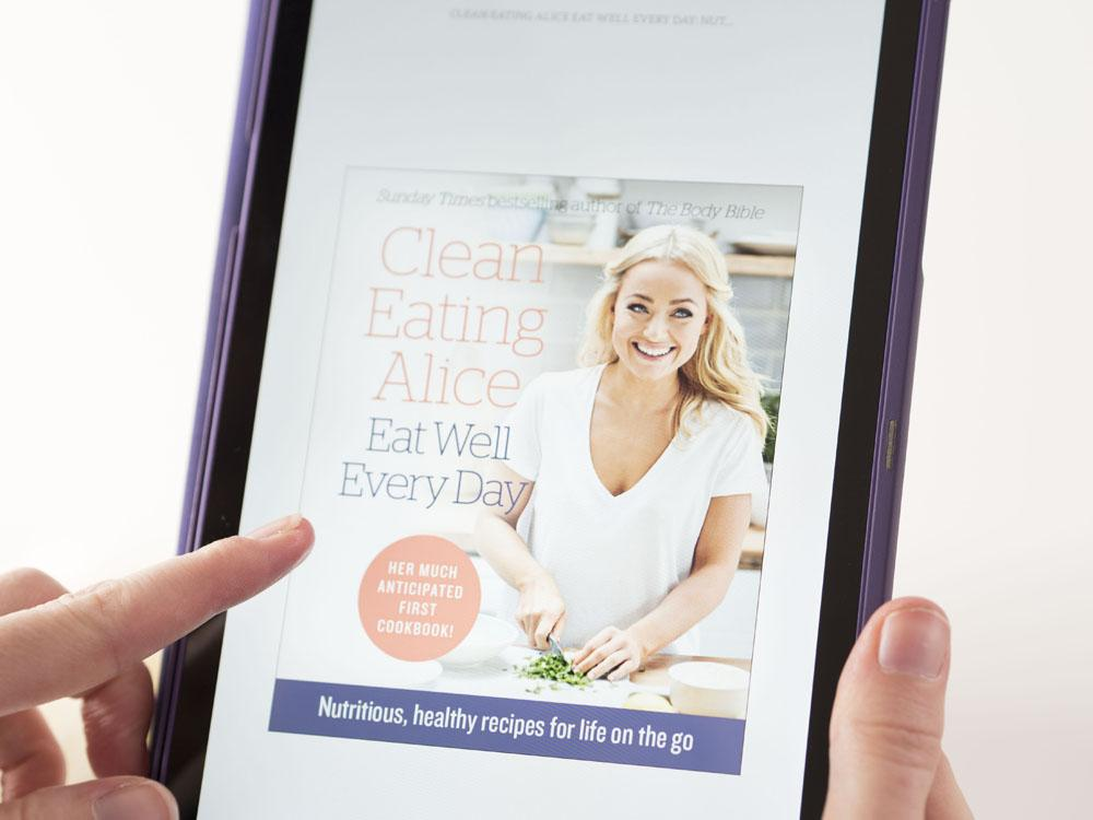 Clean Eating Alice Eat Well Everyday Recipe Book Tried and Tested