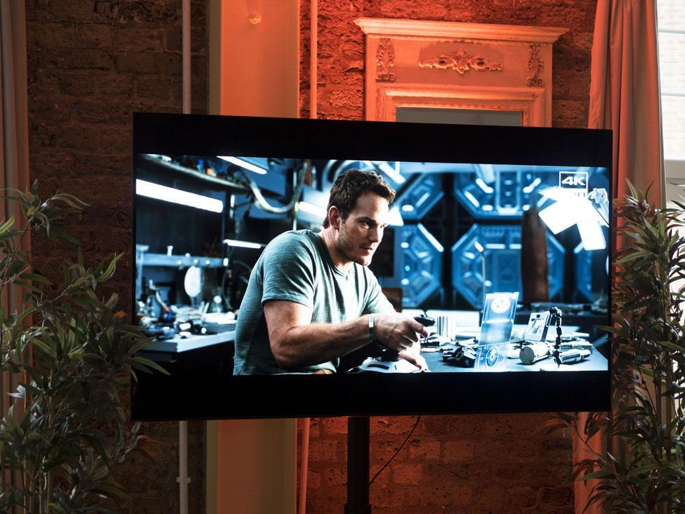 Sony Bravia OLED 4k Smart TV #ImmersiveNightIn