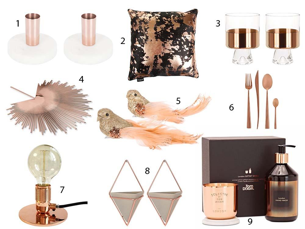 Amara Copper Trend Wishlist