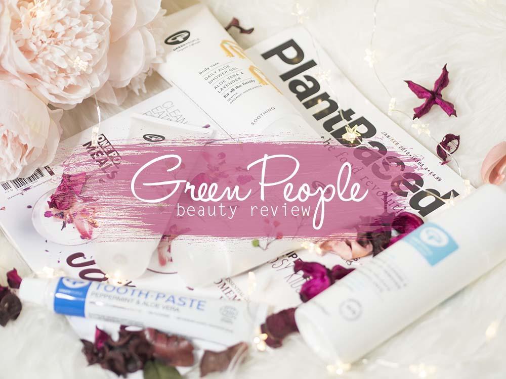 Green People | Vegan Beauty Review
