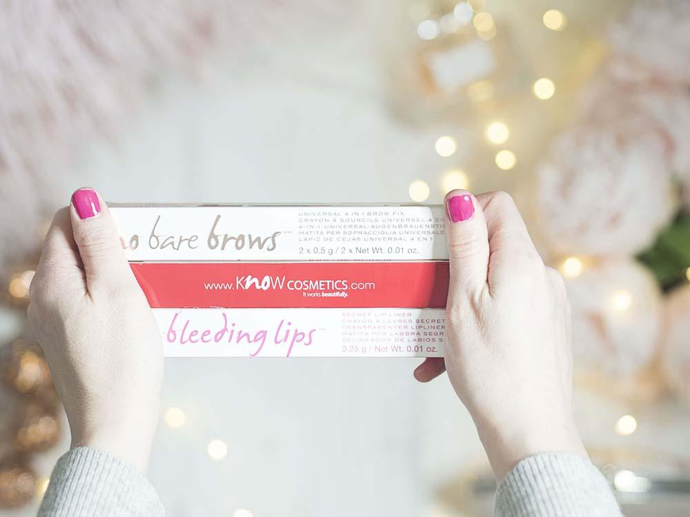 Everyday Makeup Problem Solvers from Know Cosmetics Beauty Review