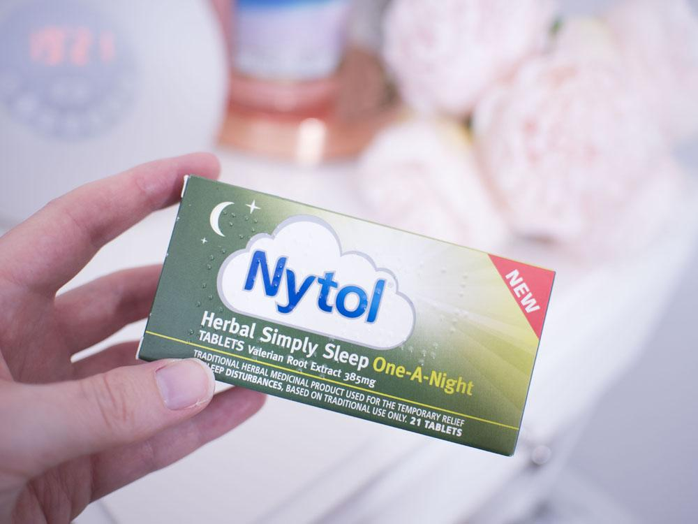 How to get a good nights sleep with Nytol