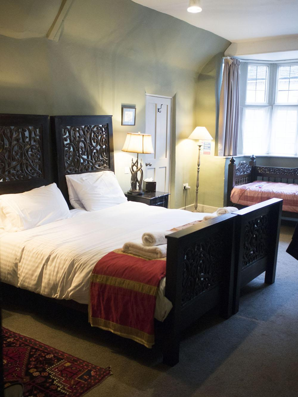 An Overnight Stay at The Bull and Swan at Burghley