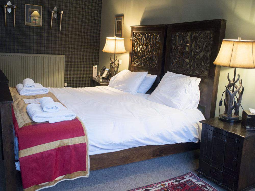 An Overnight Stay at the Bull and Swan at Burghley Stamford