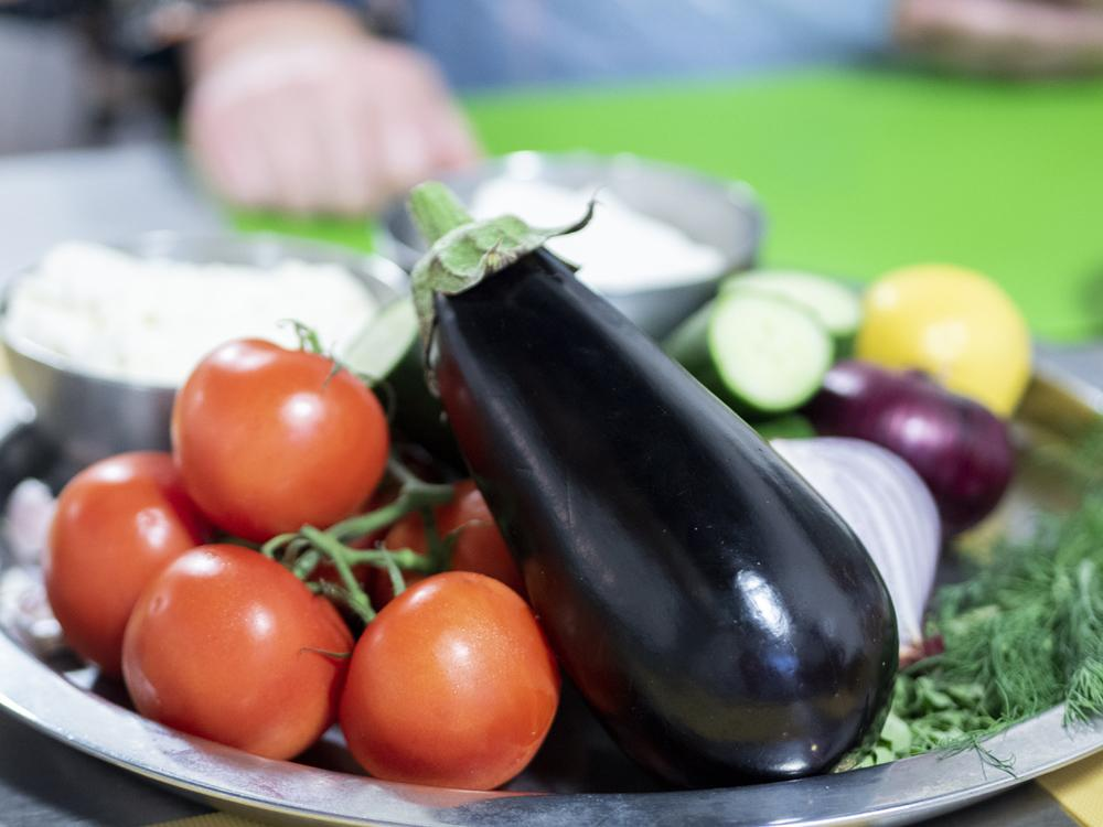 Jet2Holidays Greek Cookery Class Mediterranean vegetables