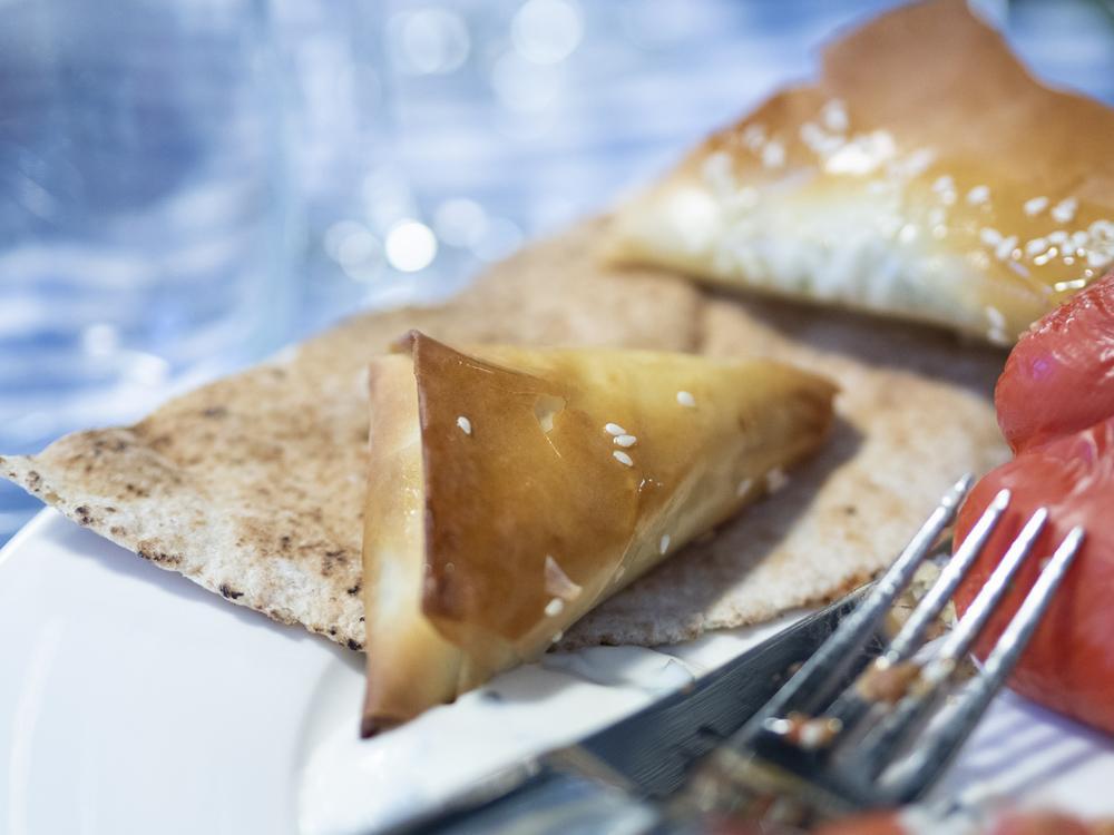Jet2Holidays Greek Cookery Class Jenius Social handmade spanakopita