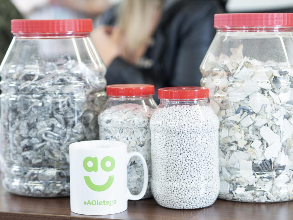 AO Recycling Plant Small Ways To Start Reducing Your Waste