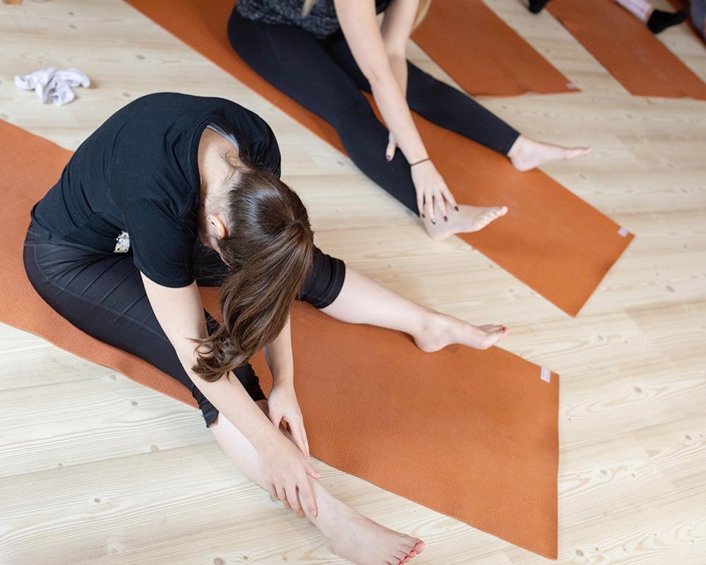 Fullers Hill Retreat Yoga and Mindfulness - yoga pose