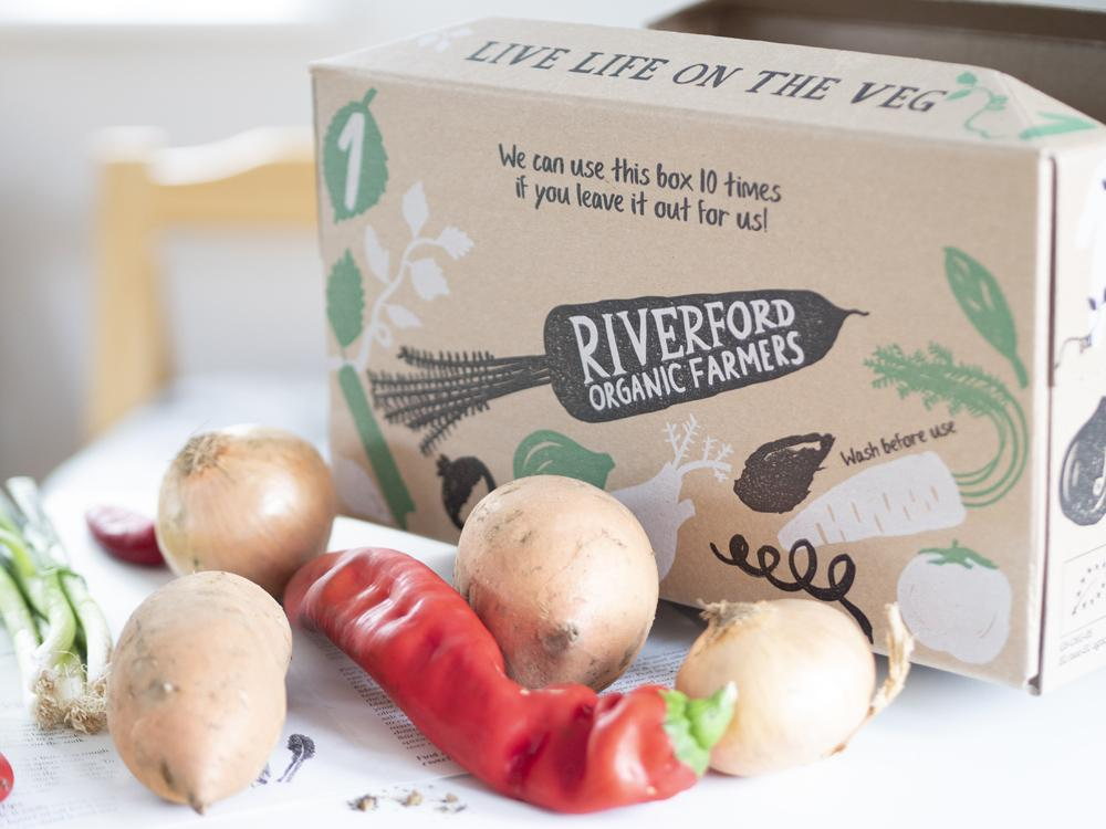 Riverford Organic Farmers Box Small Ways To Start Reducing Your Waste