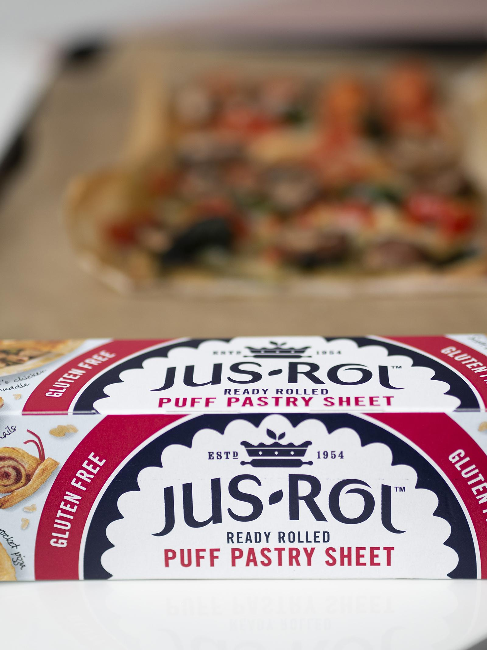 Picture of Jus Roll Ready Rolled Pastry Sheet packet