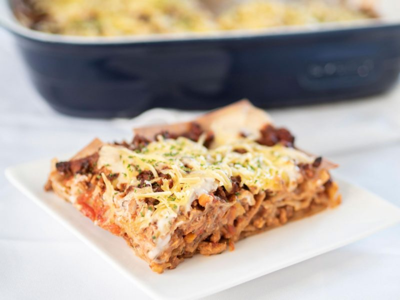 Laura's Loaded Lasagna Cover image